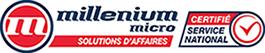 Logo de Millenium